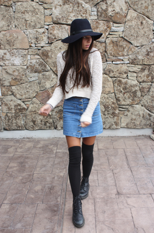 Denim Skirt Fashion Page Love Always Tate