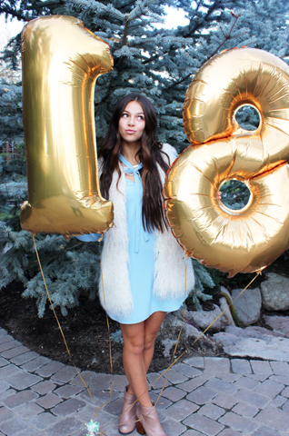 Love Always Tate 18th Birthday Feature